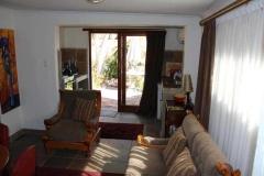 self-cattering accommodation randburg livingroom
