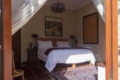 luxury cottages randburg bedroom 1