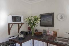 luxury cottages randburg kitchen